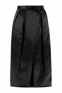 Prada Duchesse Pencil Skirt
