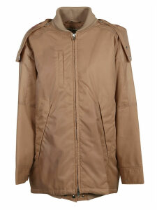 Acne Studios Large Hood Zipped Parka