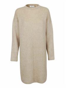 Beige Mohair Dress/sweater
