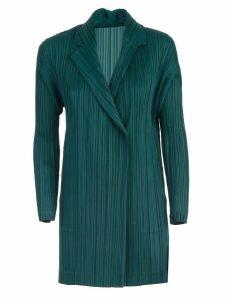 Pleats Please Issey Miyake Coat Double Mannish