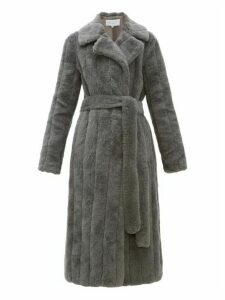 Gabriela Hearst - Pavlovna Wool Blend Coat - Womens - Grey