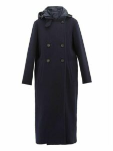 Weekend Max Mara - Unigeno Coat - Womens - Navy