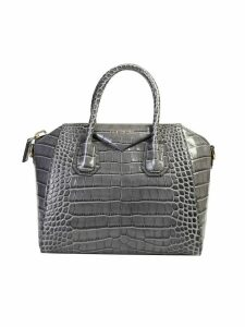 Givenchy Crocodile Print Antigona Bag