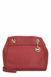 MICHAEL Michael Kors Jet Set Chain Leather Shoulder Bag