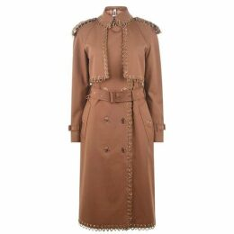 Burberry Burberry Chain Trench Coat