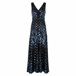 Tory Burch Sequin-embellished Gown