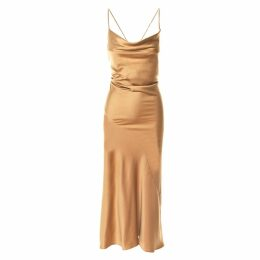 Nissa - Sleeves Details Ruffled Animal Print Top