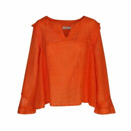 Mellaris - Tilda Dress Autumn Pink Crepe