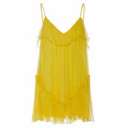 Mellaris - Larissa Dress Red Crepe