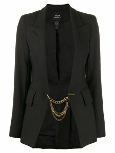 Smythe chain-embellished blazer - Black