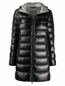 Hetregò Jennifer padded coat - Black
