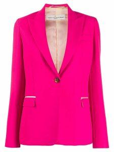 Golden Goose peaked lapels blazer - Pink