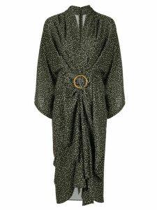 Acler Templin dress - Green