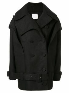 Acler Umbria coat - Black