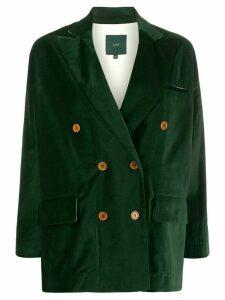 Jejia double breasted blazer - Green