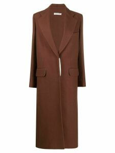 Boon The Shop single-breasted tailored coat - Brown