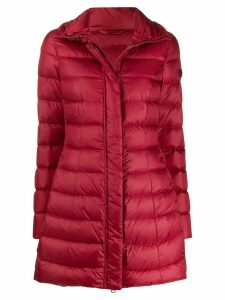 Peuterey Sobchak MQ quilted coat - Red