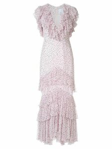 Acler Wendall dress - Pink