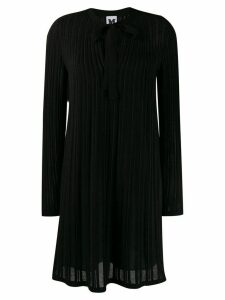 M Missoni key-hole neckline dress - Black