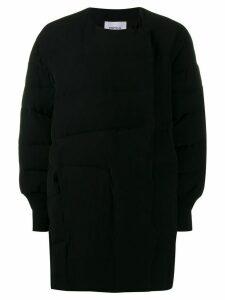 Enföld oversized down coat - Black