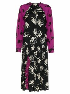 Rentrayage palm beach fiesta dress - Black