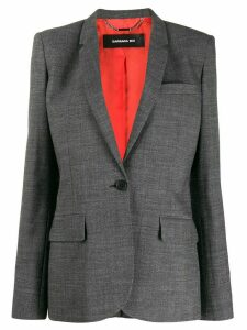 Barbara Bui single breasted blazer - Grey