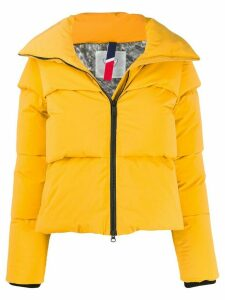 Rossignol quilted puffer jacket - Yellow