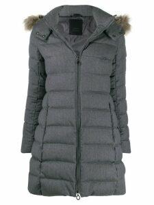 Tatras hooded padded coat - Grey