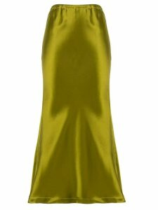 Sies Marjan fluid midi skirt - Green