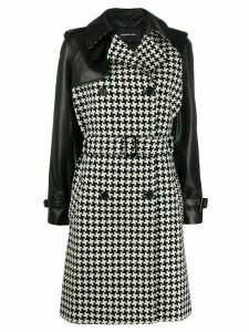 Barbara Bui double breasted coat - Black