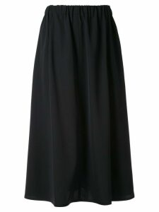 Sofie D'hoore flared midi skirt - Blue