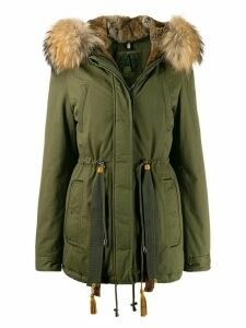 Alessandra Chamonix Cleicola coat - Green