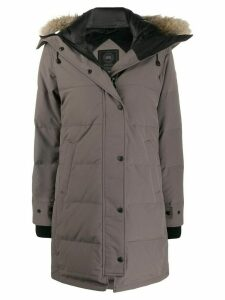 Canada Goose Shelburne parka coat - Grey
