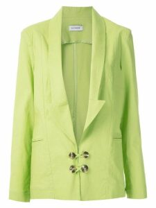 Olympiah Bryone plunge blazer - Green
