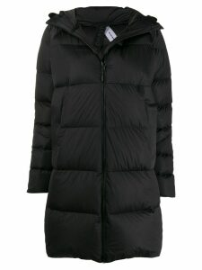 Mammut hooded down coat - Black