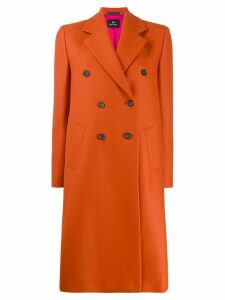 PS Paul Smith double-breasted coat - Orange