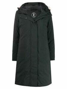 Save The Duck hooded padded coat - Blue