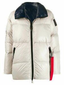 Peuterey reversible padded coat - Grey