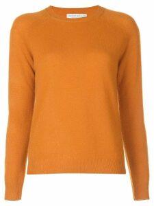 Alexandra Golovanoff Milanet jumper - Orange