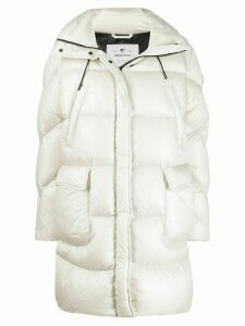 Woolrich padded down coat - White
