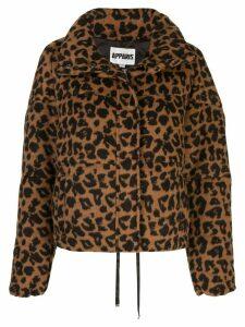 Apparis Paula padded coat - Brown