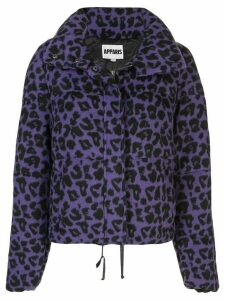 Apparis Paula padded coat - PURPLE