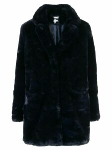 Apparis Sophie mid-length coat - Blue