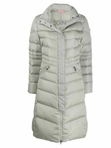 Bogner long padded coat - Grey
