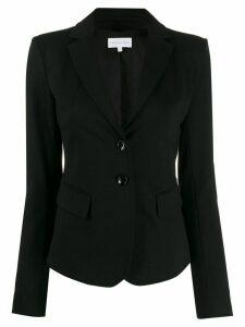 Patrizia Pepe slim single-breasted blazer - Black