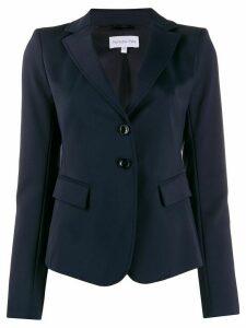Patrizia Pepe fitted blazer - Blue