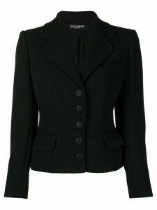 Dolce & Gabbana coat - Black