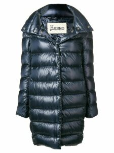 Herno padded coat - Blue