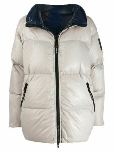 Peuterey reversible puffer jacket - Grey