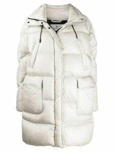 Woolrich padded coat - Neutrals
